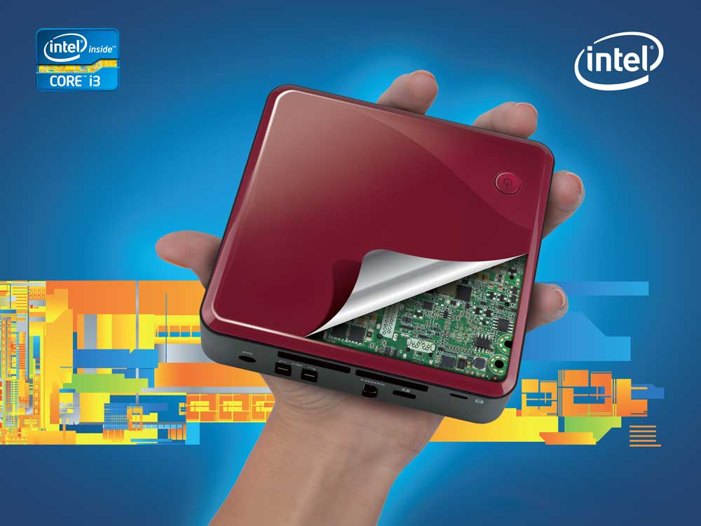 Mini PC Intel NUC piccolo spazio grande resa