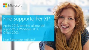 fine supporto per windows XP