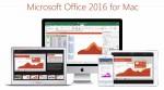 Office 2016 per Mac rilasciato da Microsoft
