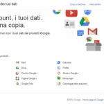 Backup Gmail: passa la paura di perdere i propri dati