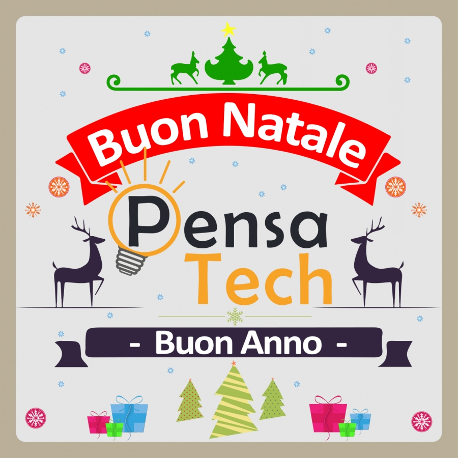 Buon Natale e felice 2014