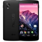Nexus 5 l'ultimo smartphone di Google da oggi in Italia