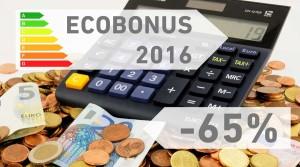 Bonus fiscale 2016