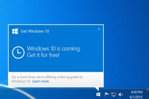 Windows 10 aggiornamento gratuito